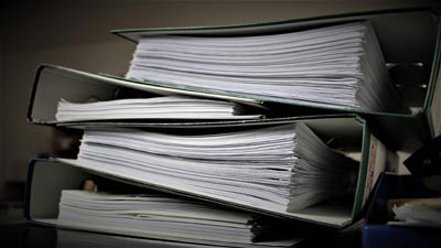 GDPR and how it may affect your Paper Documents